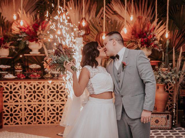 O casamento de Lucas e Aline em Duque de Caxias, Rio de Janeiro 107
