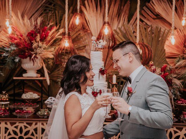O casamento de Lucas e Aline em Duque de Caxias, Rio de Janeiro 114