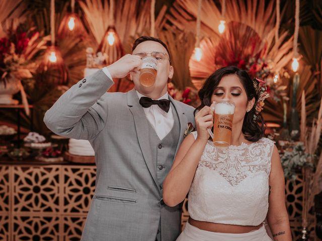 O casamento de Lucas e Aline em Duque de Caxias, Rio de Janeiro 119