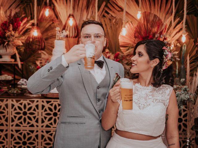 O casamento de Lucas e Aline em Duque de Caxias, Rio de Janeiro 120