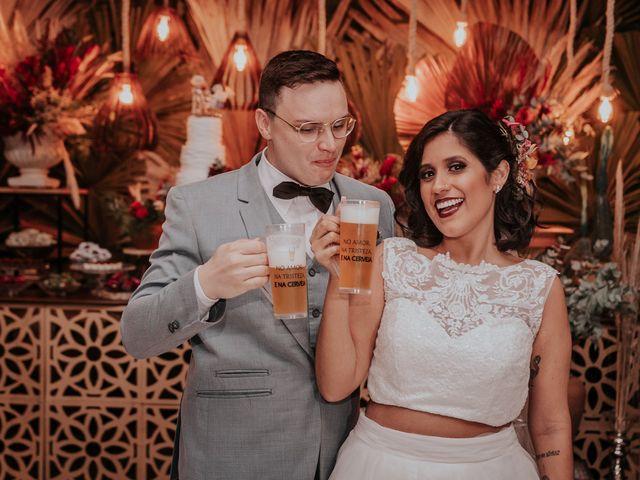 O casamento de Lucas e Aline em Duque de Caxias, Rio de Janeiro 121