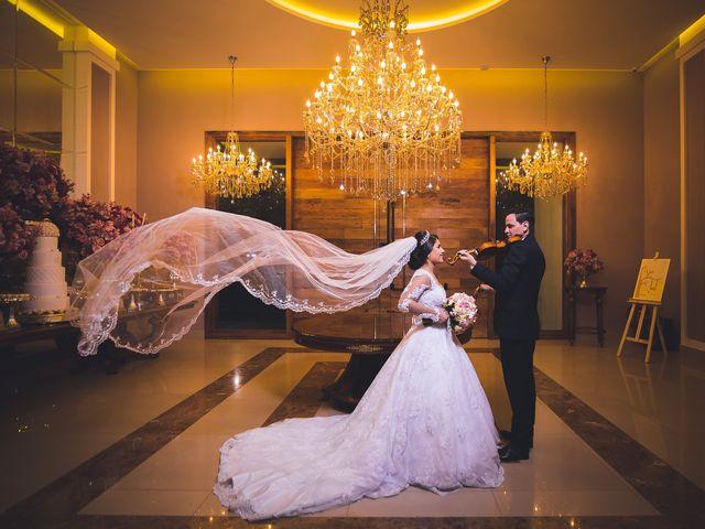 O casamento de Aury e Lucas