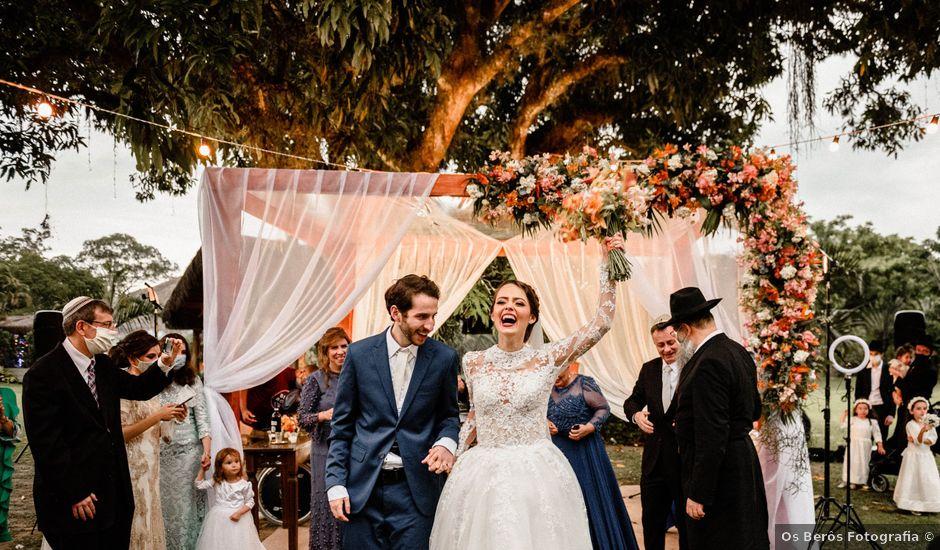 O casamento de Yacov e Larissa em Rio de Janeiro, Rio de Janeiro