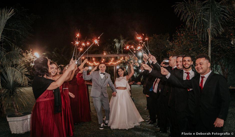 O casamento de Lucas e Aline em Duque de Caxias, Rio de Janeiro