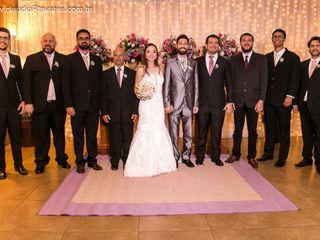 O casamento de Caroline e Matheus 1