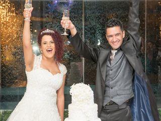 O casamento de Vanessa e Rodrigo
