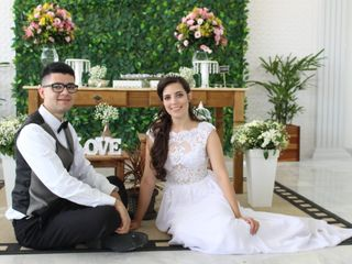 O casamento de Renata e Roger 1