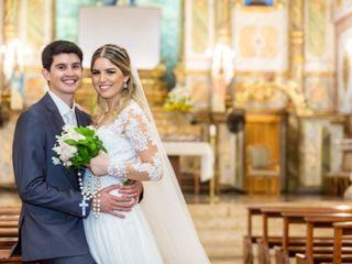 O casamento de Suzily e Fábio