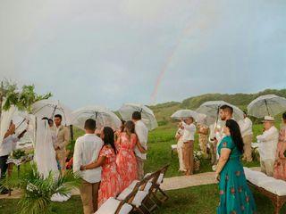 O casamento de Rebekah e Junior 2
