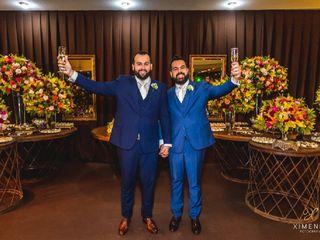 O casamento de Pedro Gurgel  e Pedro Emídio  2
