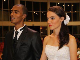 O casamento de Rosana e Marcus