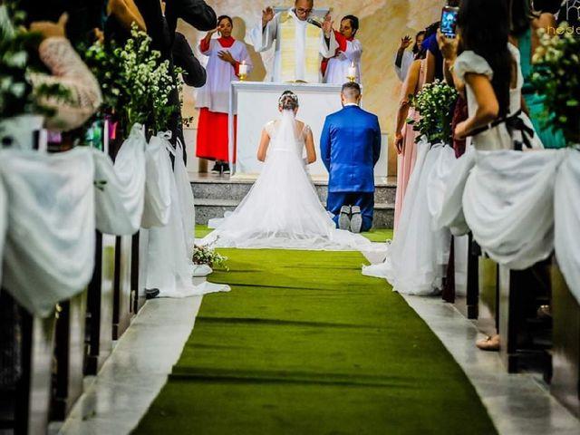O casamento de Robert e Milena em Conceição do Coité, Bahia 1