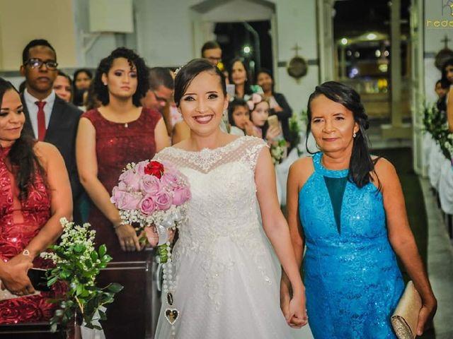 O casamento de Robert e Milena em Conceição do Coité, Bahia 12