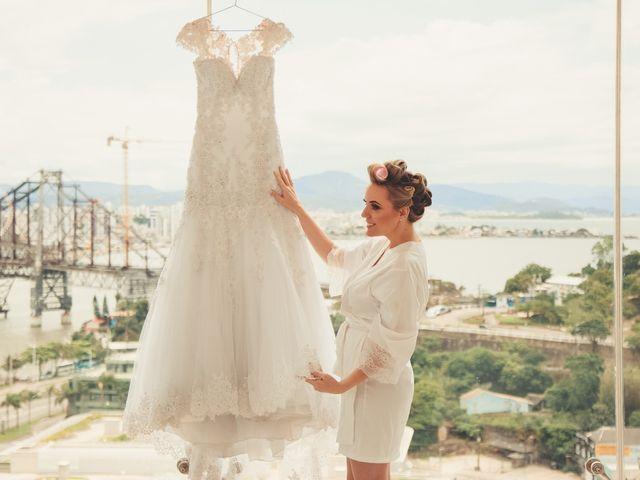 O casamento de Anderson e Crisiane em Florianópolis, Santa Catarina 6