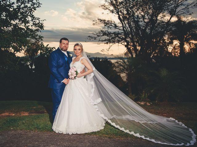 O casamento de Anderson e Crisiane em Florianópolis, Santa Catarina 57