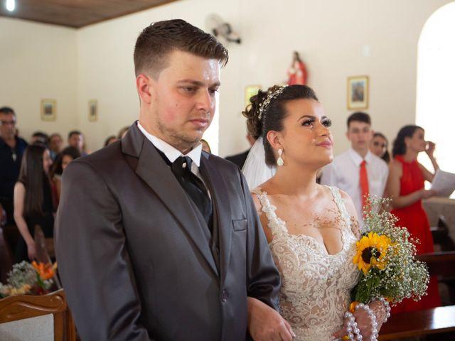 O casamento de Elen e Patrick