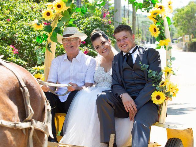 O casamento de Patrick e Elen em Ribeira, São Paulo 15