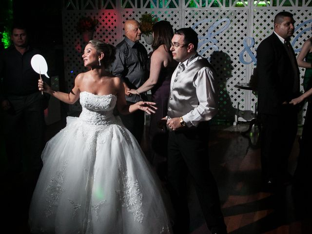 O casamento de Elisangela e César em Novo Hamburgo, Rio Grande do Sul 101