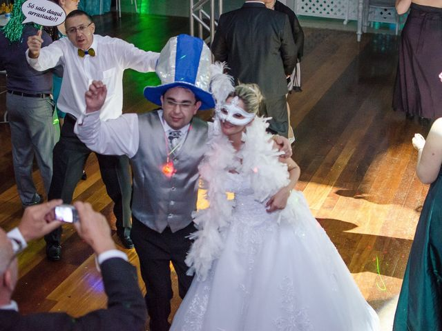 O casamento de Elisangela e César em Novo Hamburgo, Rio Grande do Sul 105