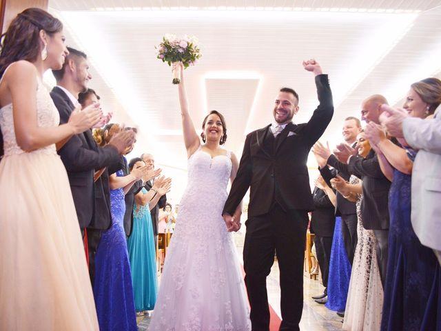 O casamento de Rafaela e Evandro