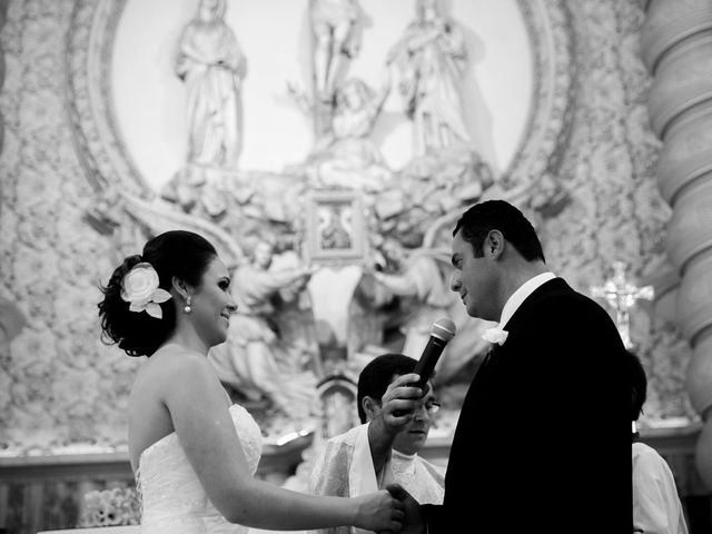 O casamento de Ana Luiza e Fábio