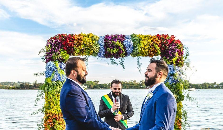 O casamento de Pedro Emídio  e Pedro Gurgel  em Brasília, Distrito Federal