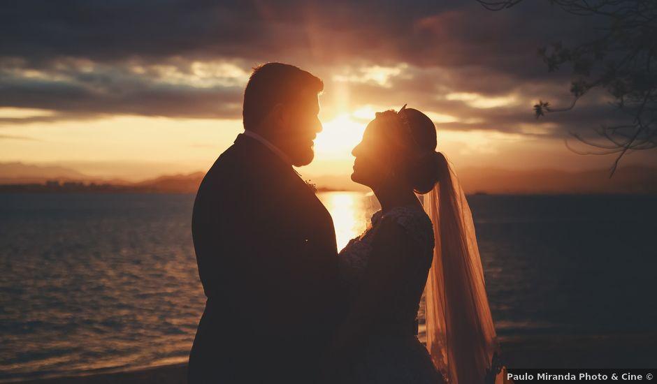 O casamento de Anderson e Crisiane em Florianópolis, Santa Catarina