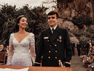 O casamento de Nathaly e Toshio