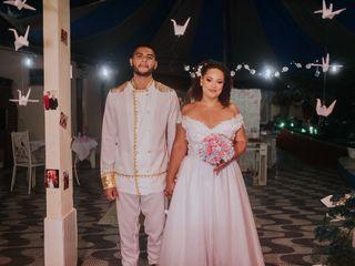 O casamento de Erica Góes e Leonardo Bispo