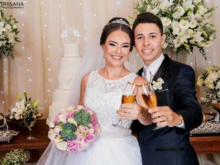 O casamento de Yasmin Milard e Gustavo Queiroz