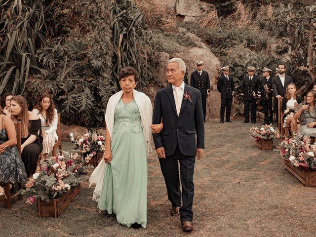 O casamento de Toshio e Nathaly em Niterói, Rio de Janeiro 9