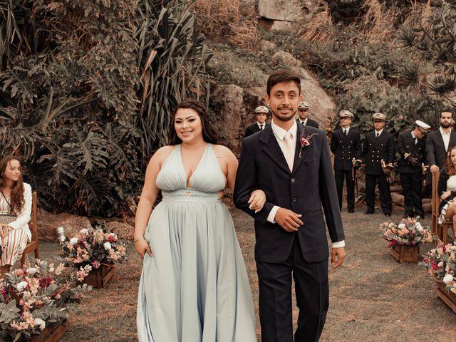O casamento de Toshio e Nathaly em Niterói, Rio de Janeiro 15