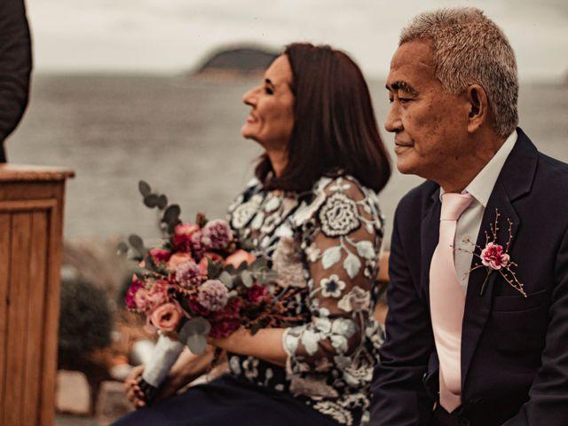 O casamento de Toshio e Nathaly em Niterói, Rio de Janeiro 33