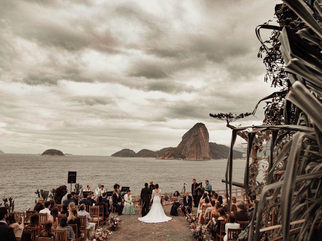 O casamento de Toshio e Nathaly em Niterói, Rio de Janeiro 34