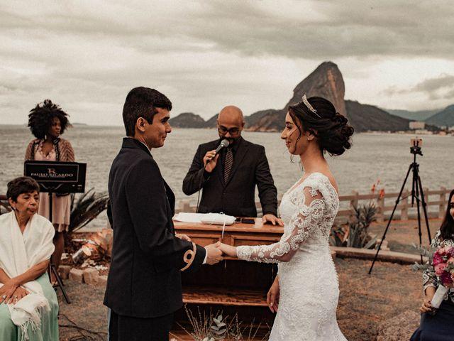 O casamento de Toshio e Nathaly em Niterói, Rio de Janeiro 36