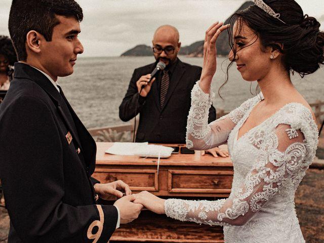 O casamento de Toshio e Nathaly em Niterói, Rio de Janeiro 45