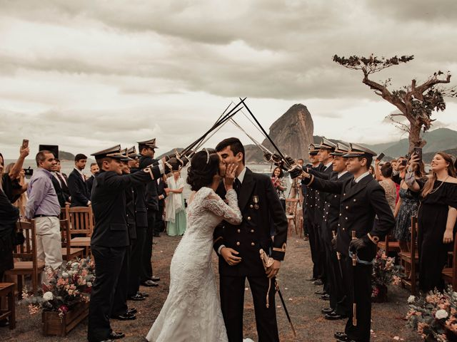 O casamento de Toshio e Nathaly em Niterói, Rio de Janeiro 51