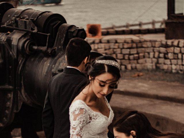 O casamento de Toshio e Nathaly em Niterói, Rio de Janeiro 54