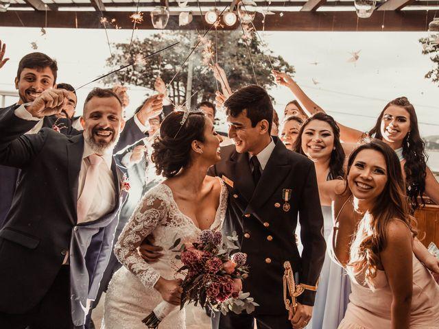 O casamento de Toshio e Nathaly em Niterói, Rio de Janeiro 56