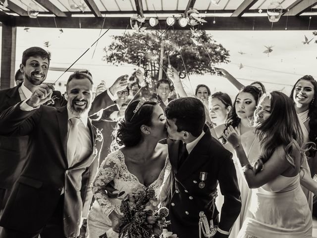 O casamento de Toshio e Nathaly em Niterói, Rio de Janeiro 57