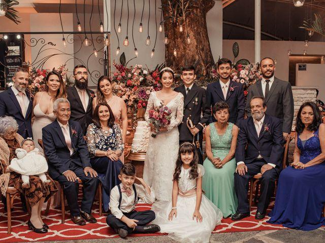 O casamento de Toshio e Nathaly em Niterói, Rio de Janeiro 69
