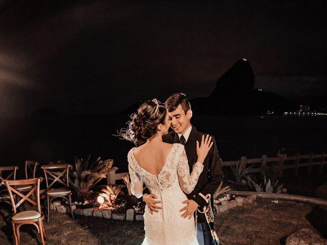 O casamento de Toshio e Nathaly em Niterói, Rio de Janeiro 78