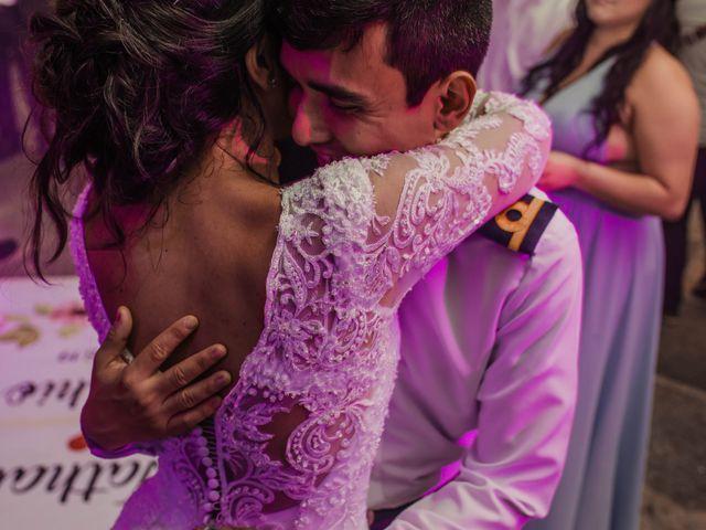 O casamento de Toshio e Nathaly em Niterói, Rio de Janeiro 104