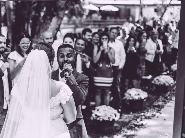 O casamento de Karol e Will