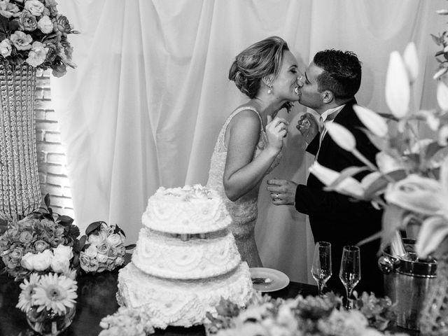 O casamento de Tatiane e Thiago