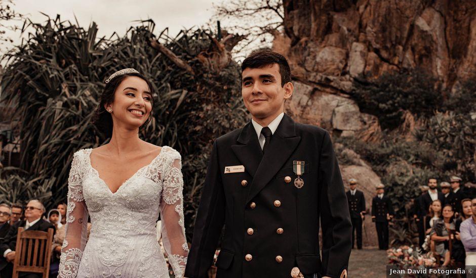O casamento de Toshio e Nathaly em Niterói, Rio de Janeiro