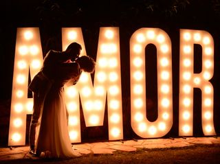 O casamento de Carolina e Marcus