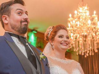 O casamento de Andressa e Wagner