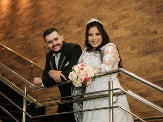O casamento de Kethlen e Gabriel