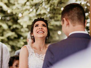 O casamento de Michele e Vagner 1